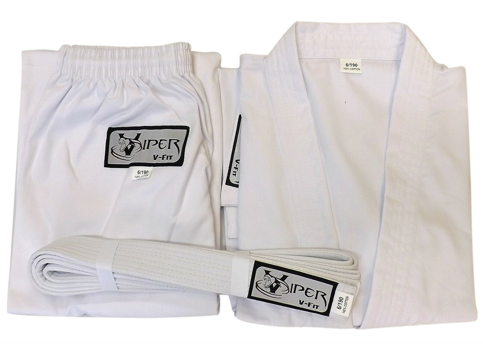 Viper Karate Suit Martial Arts Uniform  Boxing Gi Junior Kids(Free Belt 0 - 130)  offering store