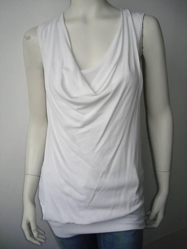 GF Gianfranco Ferre Top Shirt T-Shirt Tank Top Neu M