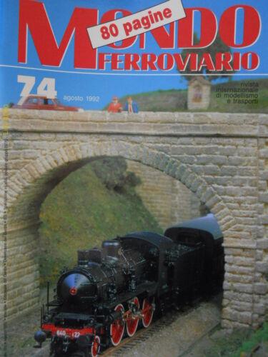 BR 011 056 Marklin in H0 Stazione Aulla in H0 Mondo Ferroviario n°74 L