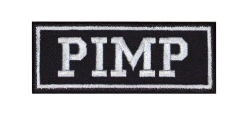Dal 1966 Biker Patch ricamate anno since MC moto rocker tonaca Club MFG BC