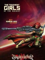 Raging Heroes Karmina Noxx Elite Sniper Kurganova Shock Troops