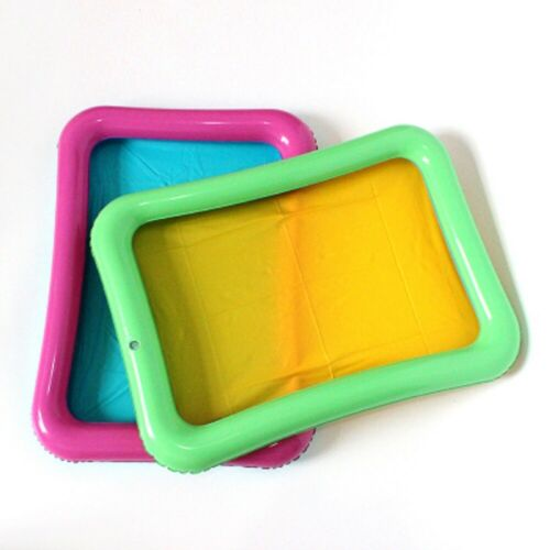 1pc Multifunction Inflatable Sand Tray Toys for Children Play Sand Game Gifts