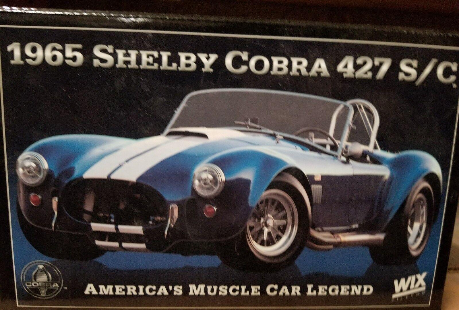 1965 Shelby Cobra Cobra Cobra 427 S C Wix Car 382595