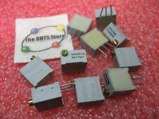 Beckman 1k 1000 Ohm Multi Turn Trimmer Potentiometer 68wr1k Nos Qty 10
