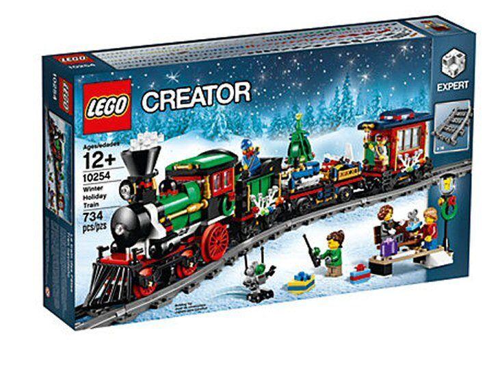 LEGO 10254 - Creator Festlicher Weihnachtszug   NEU & OVP