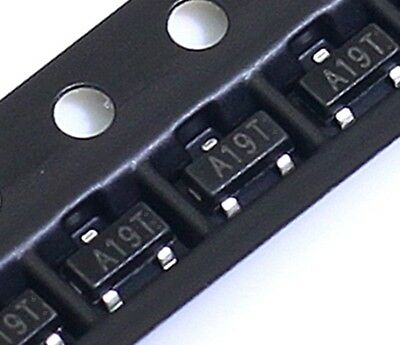 Aggressivo Smd Transistor Mosfet 3401 / Ao3401 / Smd A19t Sot-23 30v / 4.2a , .c71.1