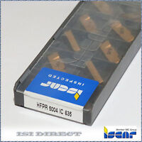 Hfpr 5004 Ic635 Iscar 10 Inserts Factory Pack