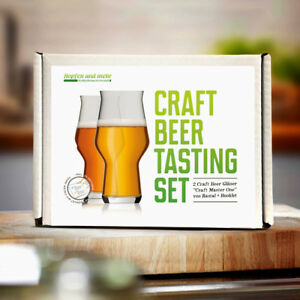Feinschmecker Biergläser-set Craft Beer Tasting Set
