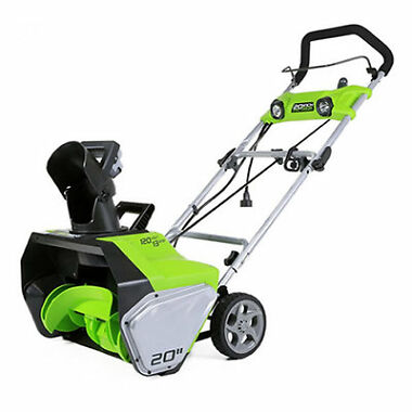 Greenworks 13-Amp Snow Thrower + $124.99 Kmart Credit