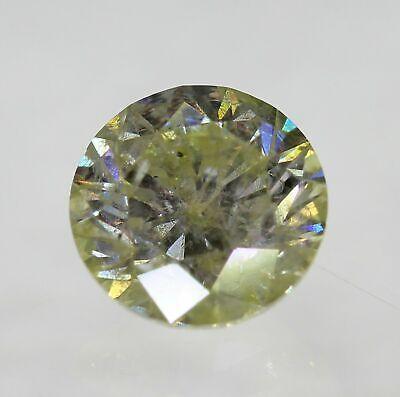 0.26 Karat Diamant J Farbe Si3 Rund Brillant Natürlich Lose 4.06mm #23 Mit Den Modernsten GeräTen Und Techniken