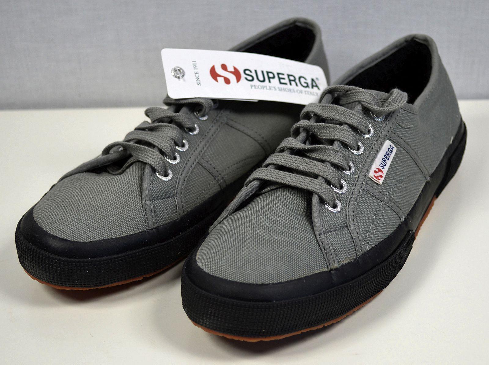SUPERGA 2750 COBINU Grey S002KI0 Unisex Winter schuhe Schuhe Sneaker 31121600