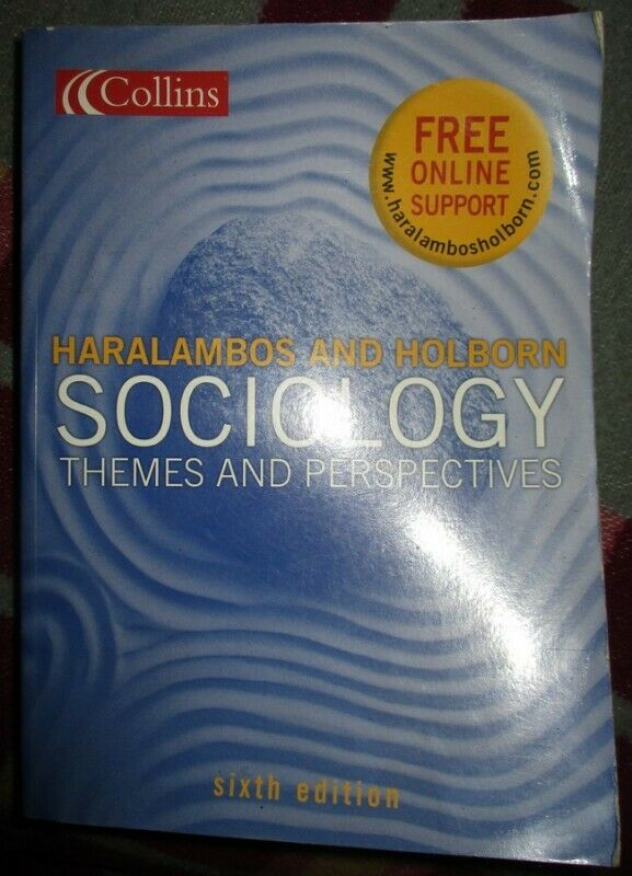 Sociology Themes and Perspectives 2004