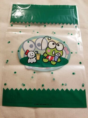 Sanrio Cello Gift Bags Keroppi