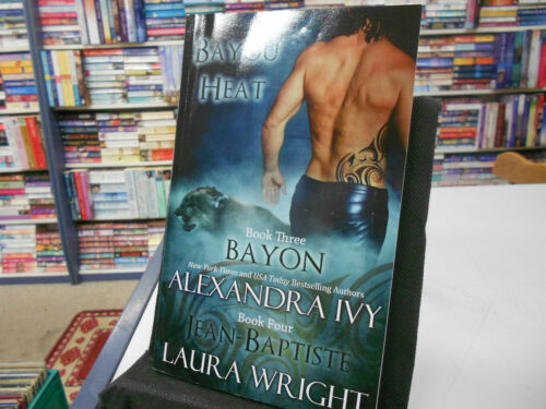 1 of 1 - Bayon/Jean-Baptiste by Alexandra Ivy, Laura Wright (Paperback / softback, 2013)