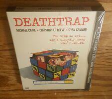 Deathtrap (DVD, 1999) Sidney Lumet 1982 film Michael Caine Christopher Reeve NEW