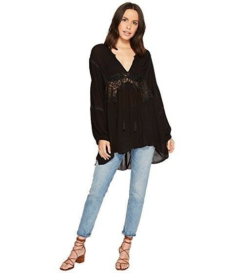 New  Free People Sleep And Dream OverGrößed Top.  Retail 98.00
