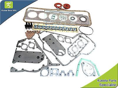Cummins 8.3  8.3L  6C  6CT  6CTA  Aftermarket Gasket Kit Upper