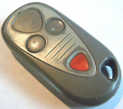 Original ACURA TL CL RL keyless entry remote fob transmitter control MEMORY #1