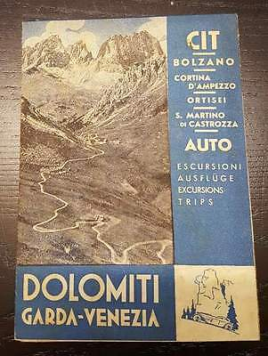 Dolomiti + Passepartout Sassopiatto dal Passo Sella Plattkofel 1878 Bolzano