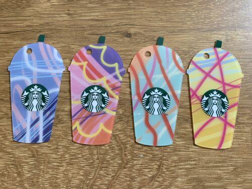 Poland Starbucks Cards 2018 Summer Frappes