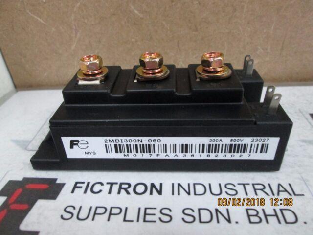 NEW 1PCS 2MBI300N-060 FUJI IGBT MODULE 2MBI300N060