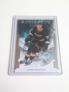 2011-12-Artifacts-Peter-Holland-699-Rookie-Rc-238-Ducks-L-K