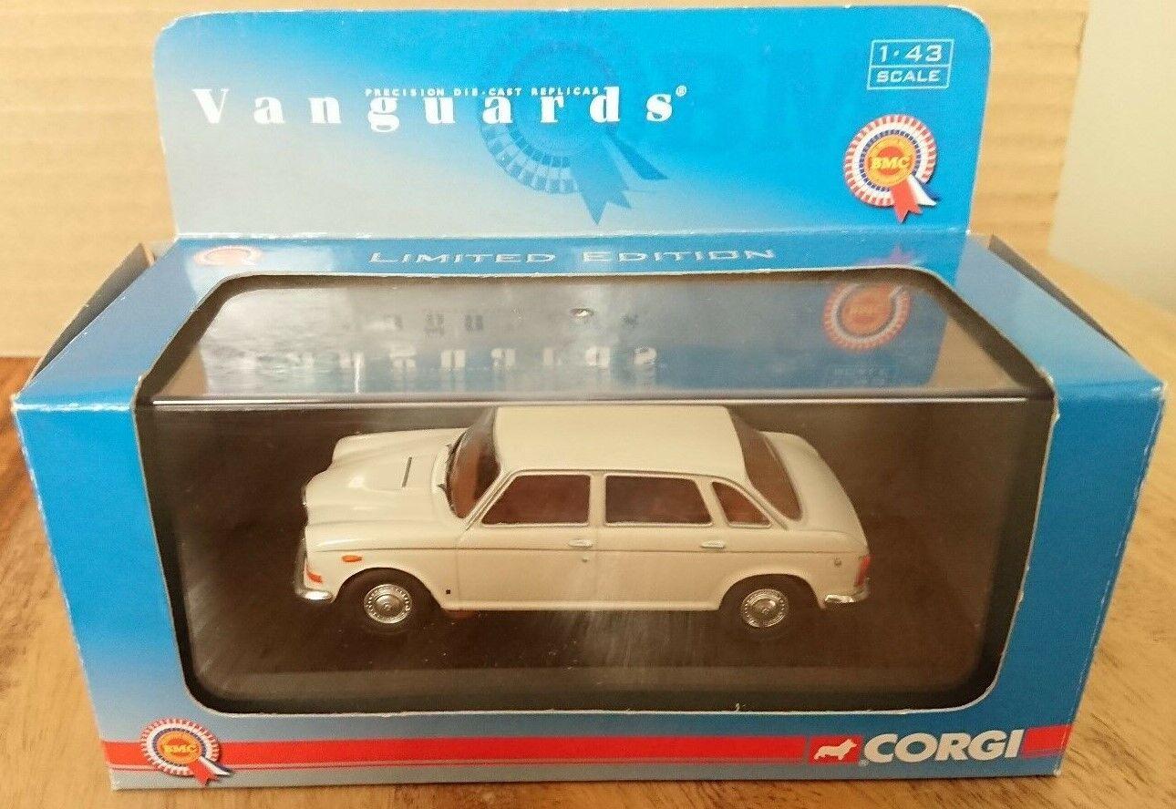 Corgi VA08504 Wolseley Six Old English White Ltd Edition No. 0001 of 2870