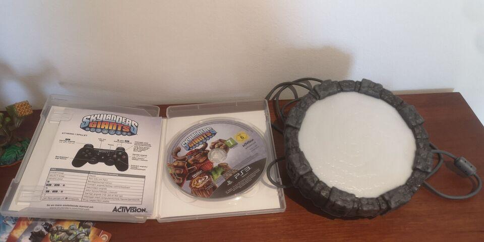 Skylanders Giants PS3 + figurer, PS3, adventure
