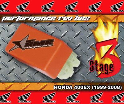 Honda TRX400EX CDI Ignition High Performance REV BOX aftermarket  AMRRACING S3