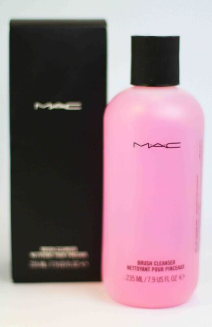 MAC Cosmetics Brush Cleanser NEW IN A BOX SHIPS THE SAME DAY