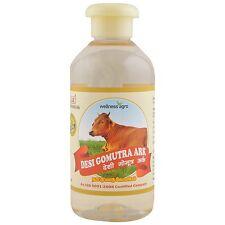 Wellness Agro Desi Gomutra Ark 200 ml, Ayurvedic Natural and 100% Original
