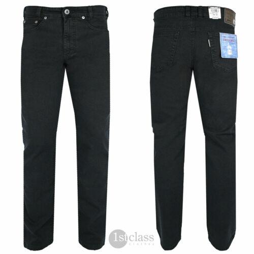 Fit Black Twill Comfort Clark Stretch Jeans Denim Joker Hommes 3401 Ux1qIB6w