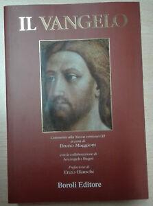 Il-Vangelo-di-Maggioni-nuova-versione-CEI-Libro-Come-Nuovo-Boroli-N