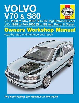 Navegación manual volvo s80 1999