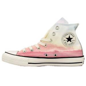 Détails sur Converse Chuck Taylor All Star Soulever Hi Baskets Femmes Textile Plateforme