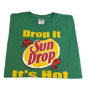 VTG-90s-Sun-Drop-T-Shirt-Men-s-Medium-Hip-Hop-Rap-Tee-80s-Jerzees-OG-Merch