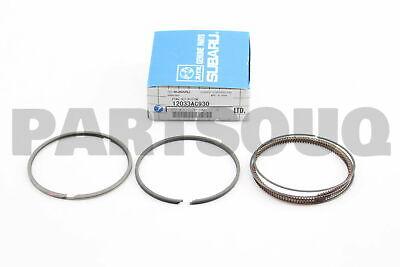 12033AC930 GENUINE Subaru RING SET-PISTON 12033-AC930 OEM