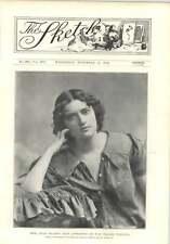 1896 Miss Julie Mackey Torch Of Hymen Fascinating Undergarments