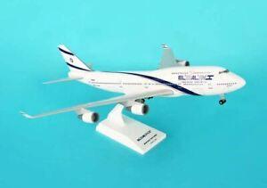 Skymarks-el-Al-Israel-Boeing-747-400-1-200-con-Gear-SKR488