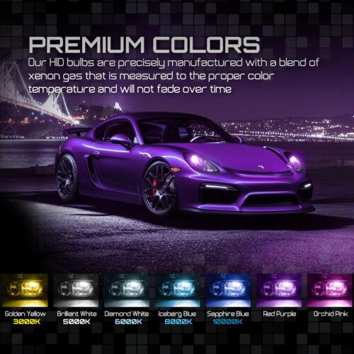 Autovizion Xenon Lights Slim HID Kit for Honda Odyssey Pilot Ridgeline S2000