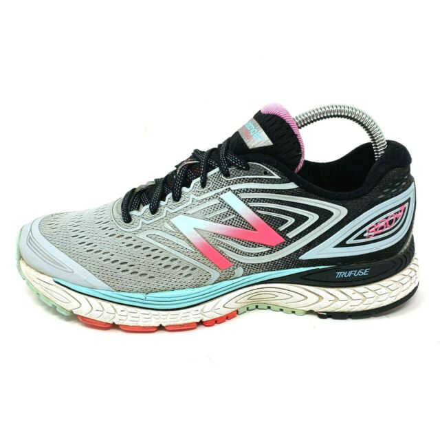 Gray Blue Pink 880v7 Running Shoes Size