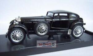Bentley-Speed-Six-Blue-Train-Match-1928-Brumm-R185-1-43-Model-Car-Diecast