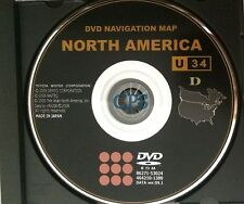 OEM 09.1 Update 2007 2008 2009 Lexus ES350 RX350 GX470 GPS Navigation DVD GEN5