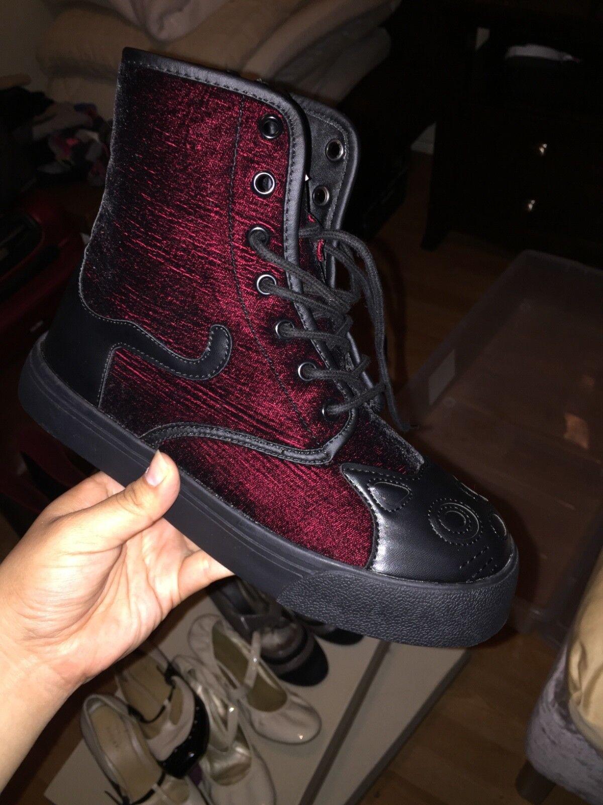 TUK kitty boot sneakers