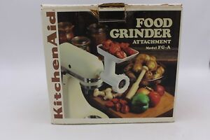 KITCHENAID-HOBART-FOOD-GRINDER-ATTACHMENT-FG-A