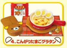 Re-ment Rilakkuma Egg Food Kitchen Egg - No.4