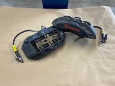 2015 2021 Ford Mustang Gt Front 6 Piston Brembo Brake Calipers Oem