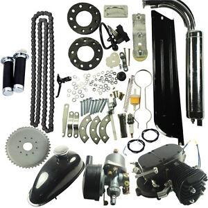 NEW-80cc-2-Stroke-Petrol-Gas-Motor-Engine-Kit-For-Motorised-Bicycle-Push-Bike