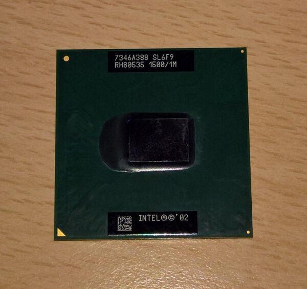 Heerlijk Intel Centrino Pentium M 1500 Mhz 1.50ghz/1m/400 Sl6f9 24.5w