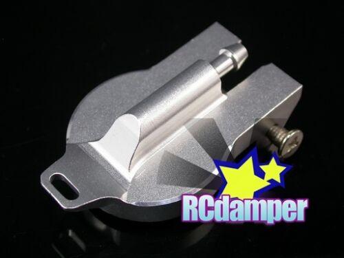ALUMINUM FUEL TANK CAP S FOR HPI 1//8 SAVAGE 21 25 SS 3.5 4.6 X XL ALLOY
